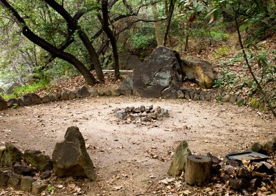 There have been many ceremonies here at the Fire Circle. It is such a rich and energetic place.